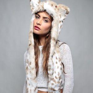 SpiritHoods Snow Leopard Authentic Original